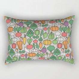 Farm veggies Rectangular Pillow