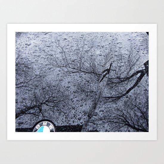 Urban Abstract 109 Art Print