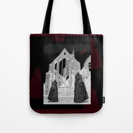 Hallowed Ground Tote Bag