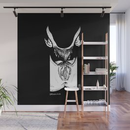 InkLATER: Drooling Wall Mural