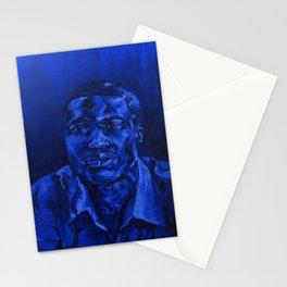 Cobalt Miner Stationery Cards