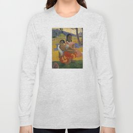 Paul Gauguin - When Will You Marry? Long Sleeve T-shirt