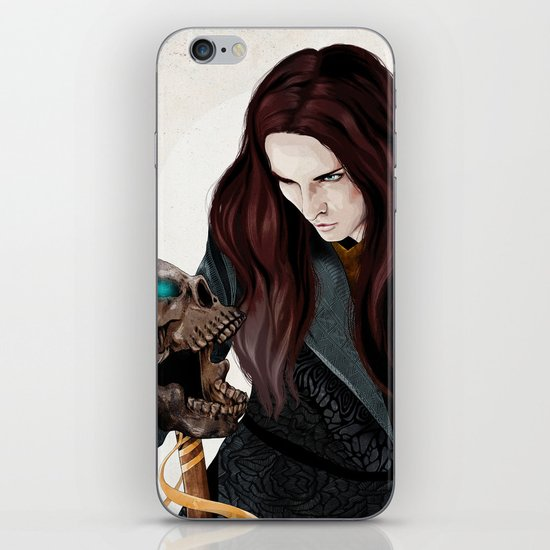 Vasilisa iPhone & iPod Skin