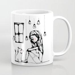 """""""Ascoltami quando non ti parlo"""" Coffee Mug"""