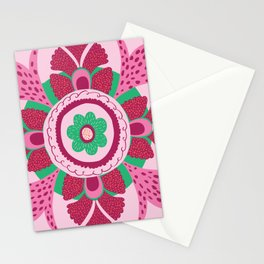 Suzani III Stationery Cards