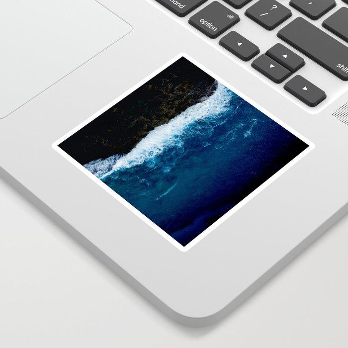 Sea 8 Sticker