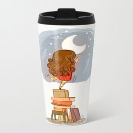 Nothing is out of reach Metal Travel Mug