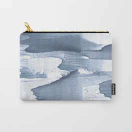 Light steel blue Carry-All Pouch