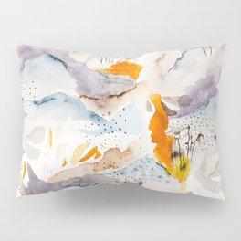 marmalade mountains Pillow Sham