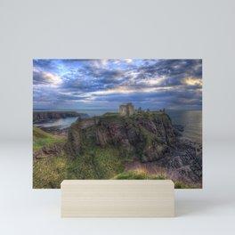 World Famous Dunnottar Castle Stonehaven Scotland Europe Ultra HD Mini Art Print
