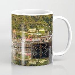 Kodiak, Alaska St. Paul Harbor Coffee Mug