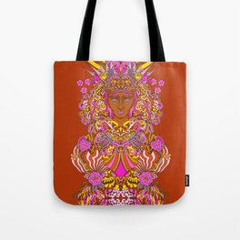 weeping goddess Tote Bag