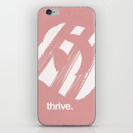 Thrive iPhone Skin