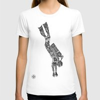 diver T-shirts featuring Diver by Hinterlund
