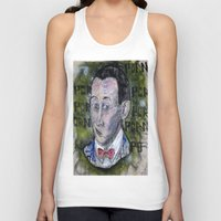 pee wee Tank Tops featuring pee wee by Roosterface