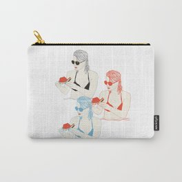 WatermelonGirl Carry-All Pouch