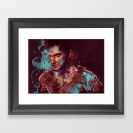 Richard Framed Art Print