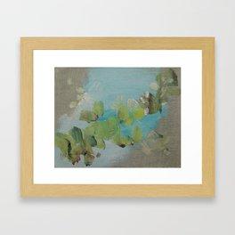 Wide Stream - Original Fine Art Print by Cariña Booyens.  Framed Art Print