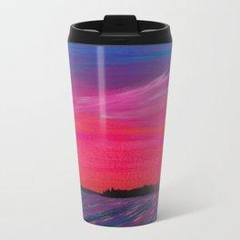 New River Beach Travel Mug