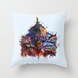 Evangelion Throw Pillow