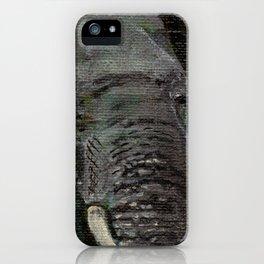 Ahead of the Herd iPhone Case