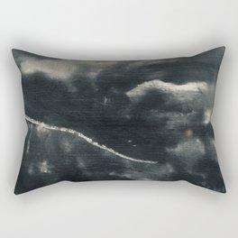 Protector of the Mountain Rectangular Pillow
