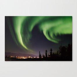 Auroras I Canvas Print