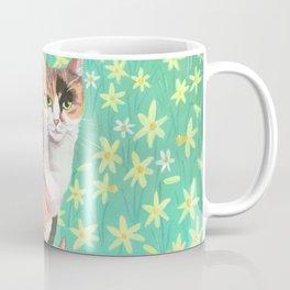 Tortieshell with her Kitten Coffee Mug