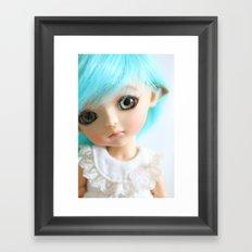 Sweetart Framed Art Print