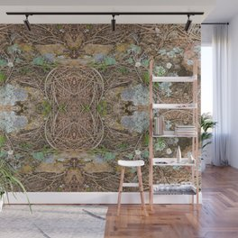 Down to Earth Wall Mural