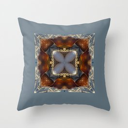 Kaleidoscope 5 Throw Pillow