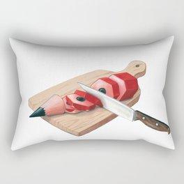 Pencilsnack Rectangular Pillow