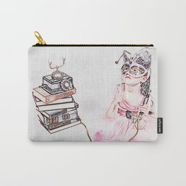 My Untold Fairy-Tales Series (2 0f 3) Carry-All Pouch