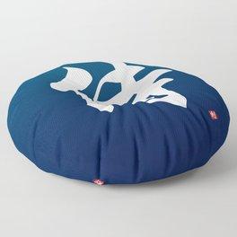 侍 (Samurai) Floor Pillow