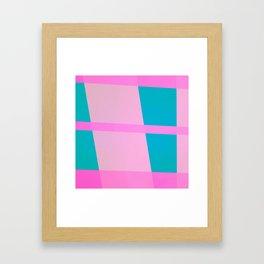 MOUVEMENTS Framed Art Print