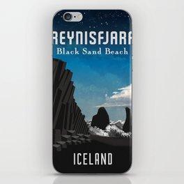 Iceland: Reynisfjara iPhone Skin