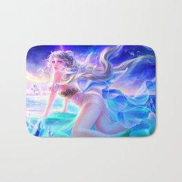 Sleepless Nights-Princess Serenity Bath Mat