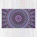 Blackberry Bliss - Mandala Art by jilla