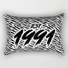 Est. 1991 Rectangular Pillow