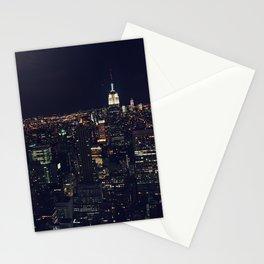 Nightlights Stationery Cards