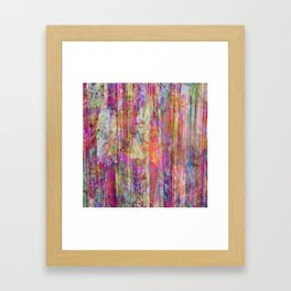Gypsy Soul Color Crush Framed Art Print