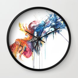Close, Wait, Drift Wall Clock