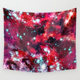 Nebula texture #27: Magical Universe Wall Tapestry