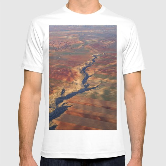 Wounds in the ground T-shirt