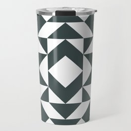 Modern Quilt Block Travel Mug