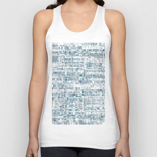 Abstract pattern 121 Unisex Tank Top