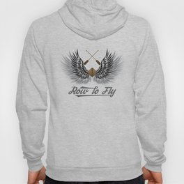 Row to Fly Hoody