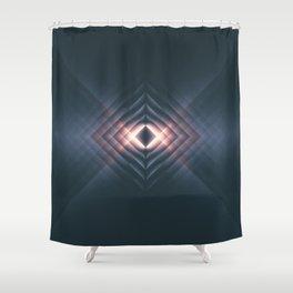 Eye For A Nigh Shower Curtain