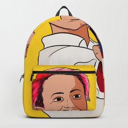 Megan Rapnioe is The Boss Backpack