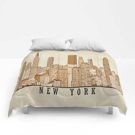 new york vintage (option) Comforters